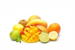 水果品种 免版税库存图片