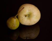 果子为我们的身体总是有用和必要的 免版税图库摄影