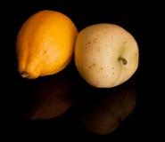 果子为我们的身体总是有用和必要的 免版税库存图片