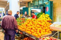 果子卖主 免版税库存图片