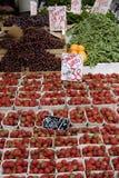 果子和VEGES供营商 库存照片