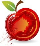 果子商标 库存图片