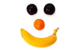 果子微笑 库存图片