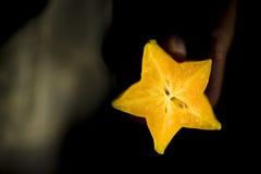 果子星形 免版税图库摄影