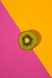 果子柑橘无缝的样式 免版税库存照片