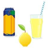 果子查出的汁液柑橘 库存图片