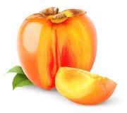 果子柿子 免版税图库摄影