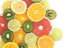 果子样式 免版税库存照片