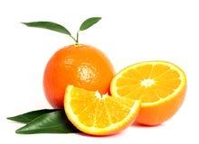 果子桔子 库存图片