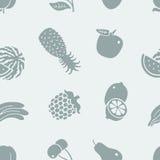 果子的样式 免版税库存图片