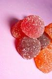 果子糖果 库存照片