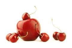 果子红色 图库摄影