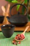 果子茶 免版税图库摄影