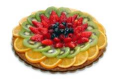 果子蛋糕 免版税库存照片