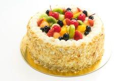 果子蛋糕 库存照片