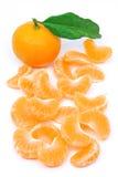 果子蜜桔 库存图片