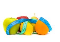 果子评定的磁带 库存图片