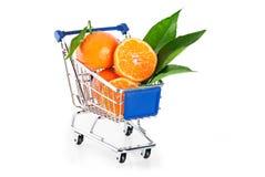 果子购物 库存图片