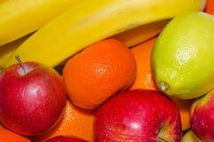 果子,混合,食物 库存图片