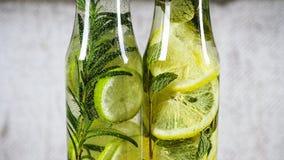 果子,瓶,饮料,饮料,戒毒所,拷贝空间 免版税图库摄影