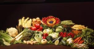 果子& veggetables 库存图片