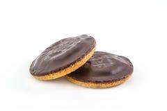 果酱饼干 免版税库存照片