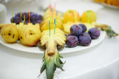 水果食物 库存照片