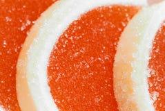 果冻甜点 库存图片