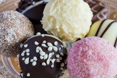 果仁糖的图象 库存照片