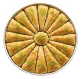 果仁蜜酥饼 免版税库存图片