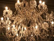 枝形吊灯在口岸阳光下,在1888年创造由他的阳光肥皂厂工作者的威廉Hesketh杠杆 免版税库存照片