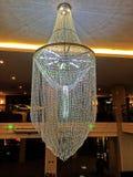 枝形吊灯在墨尔本 免版税库存图片
