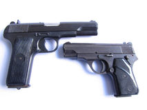 枪二 库存图片
