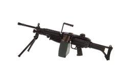 枪大量设备玩具 库存图片