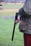 枪射击 免版税库存图片
