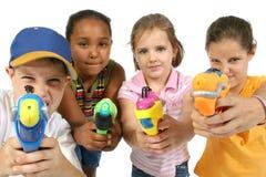 枪水 免版税库存图片