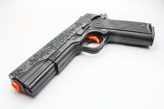 枪玩具 免版税库存图片