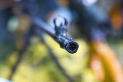 枪设备枪口 图库摄影