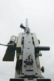 枪设备船 库存图片