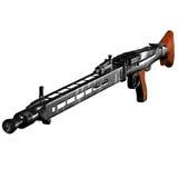 枪设备mg42 免版税图库摄影