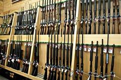 枪部门 免版税库存图片