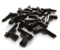 枪 免版税图库摄影