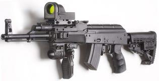枪mashine 库存图片