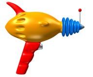 枪phaser玩具 皇族释放例证