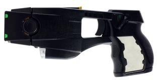 枪taser 免版税库存图片