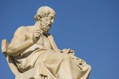 柏拉图 免版税库存照片