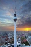柏林。 库存照片