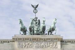 柏林。Pariser普拉茨 免版税库存图片
