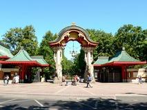 柏林动物园 免版税库存照片