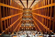 柏林图书馆 库存图片